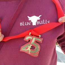 Blue Bulls mal anders – Spendenstaffel beim 25. Rostocker E.ON Citylauf
