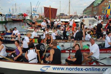 Hanse-Sail 2015 – Sportsgeist und 120 PS