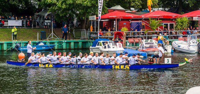United . Love – 21. Warnemünder Drachenbootfestival