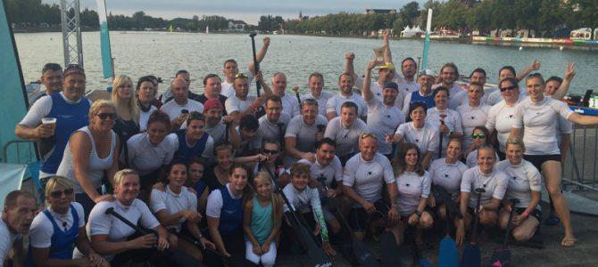 25 Jahre Schweriner Drachenbootfestival